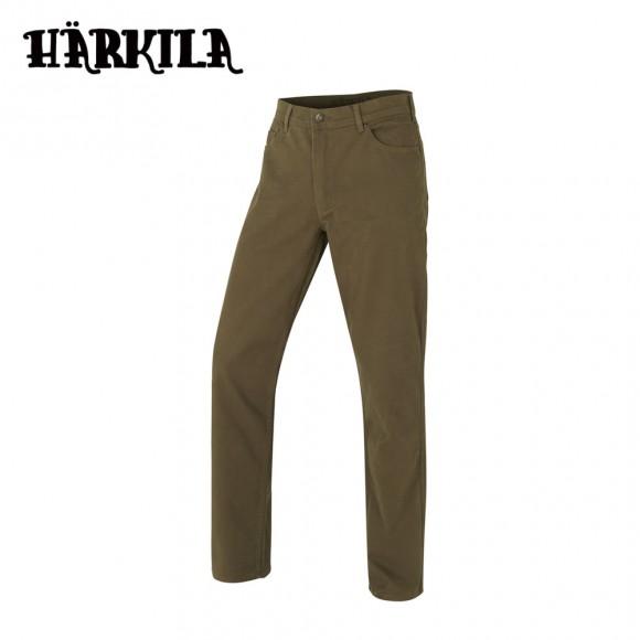 Harkila Hallberg 5 Pocket Trousers Olive