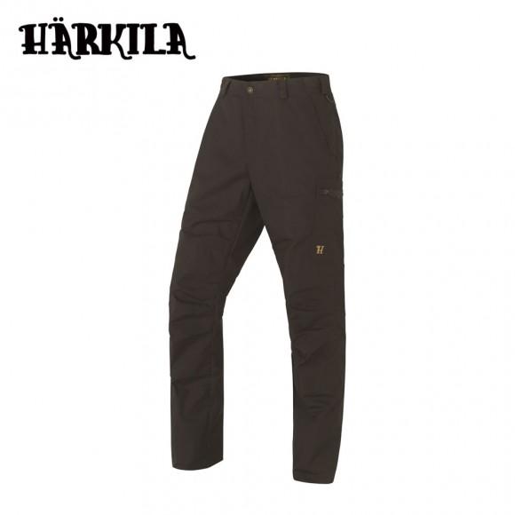 Harkila Alvis Trousers Shadow Brown
