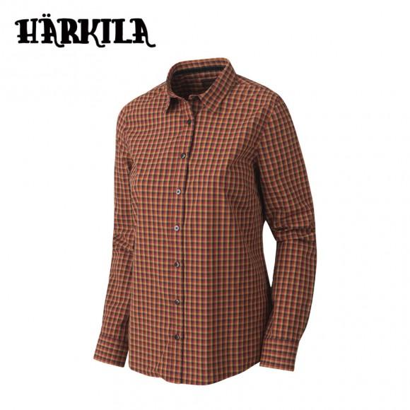 Harkila Selja Lady L/S Check Shirt