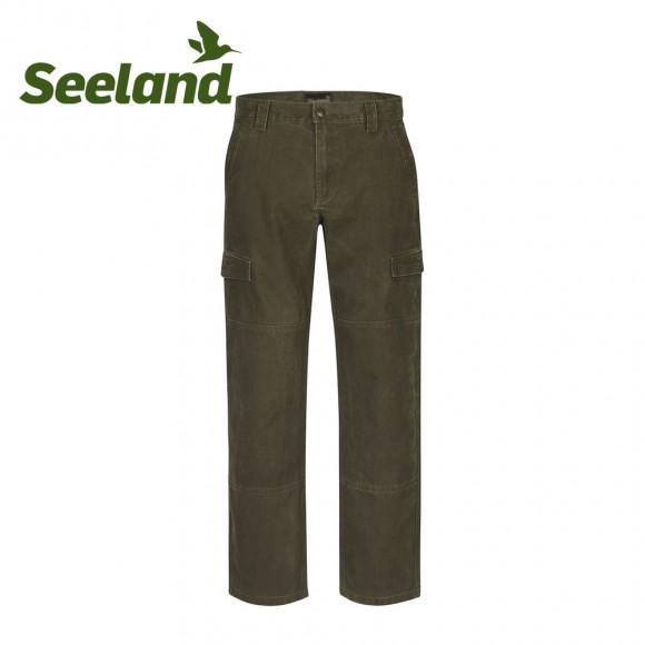 Seeland Flint Trousers Dark Olive