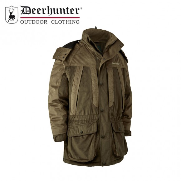 Deerhunter Rusky Long Jacket Peat