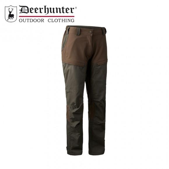 Deerhunter Lady Ann Trousers Deep Green