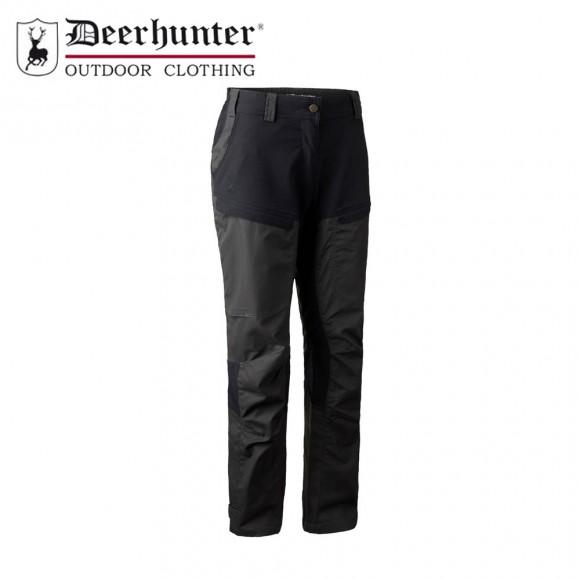 Deerhunter Lady Ann Trousers Black Ink