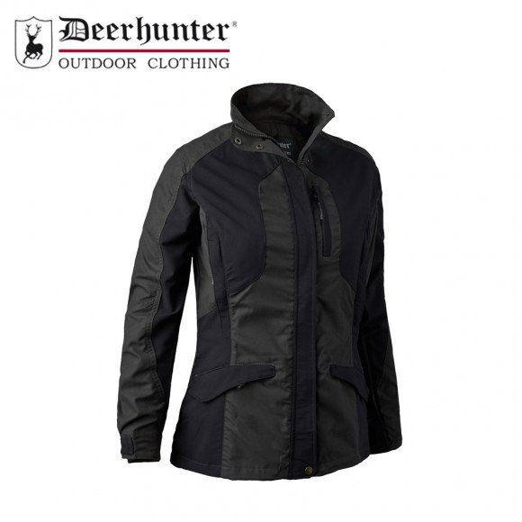 Deerhunter Lady Ann Jacket Black Ink