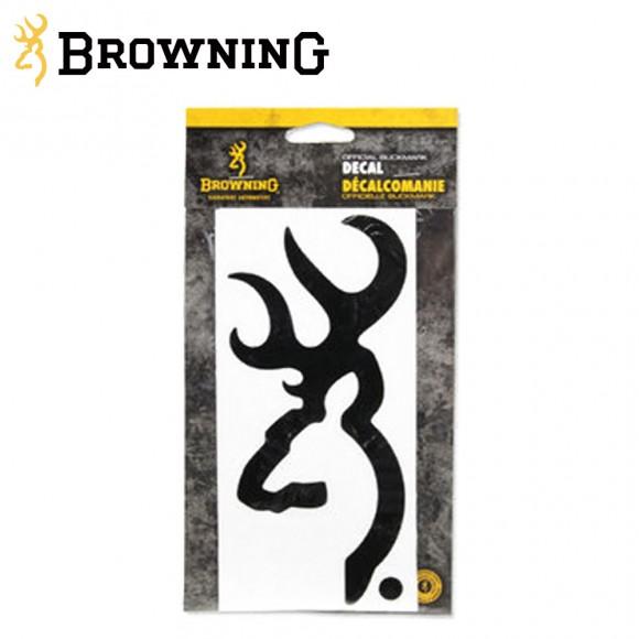 Browning Buckmark Decal 6 Inch