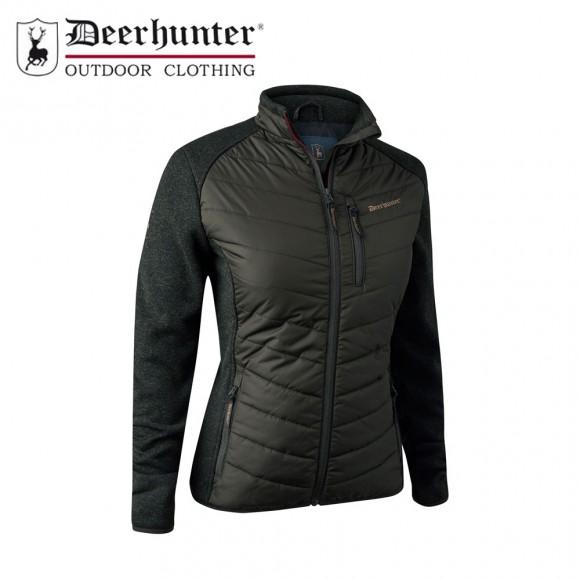 Deerhunter Lady Caroline Padded Jacket Timber
