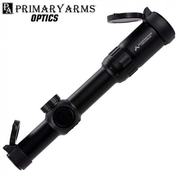 Primary Arms SLX6 Series 1-6x24 SFP