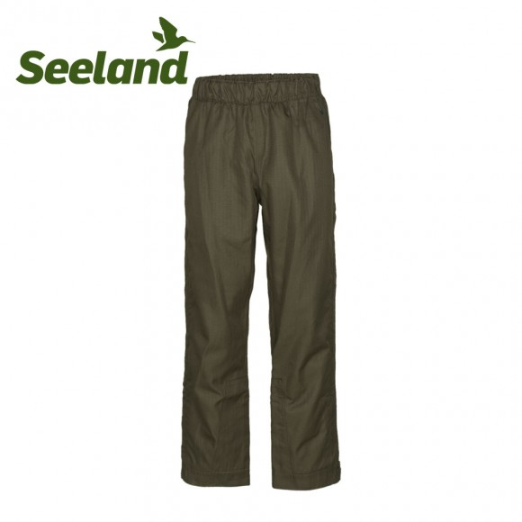 Seeland Black Thorne Overtrousers Shaded Olive