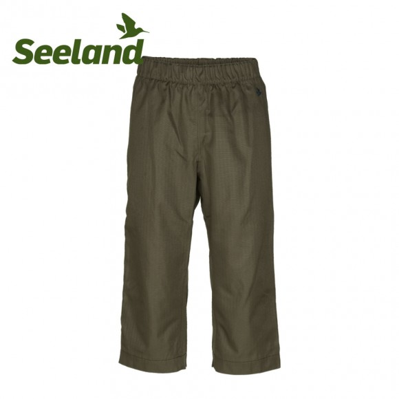 Seeland Black Thorne Short Overtrousers Shaded Olive