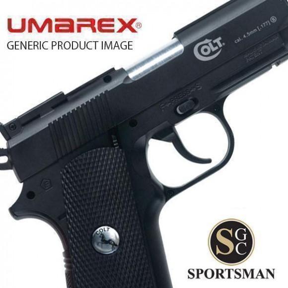 Umarex Colt Defender Black  177 BB