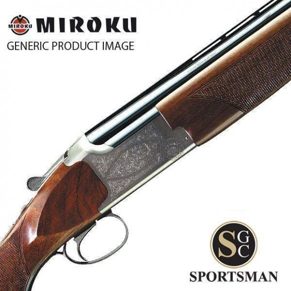 Miroku MK70 Sporter Grade 1 Inv 12G