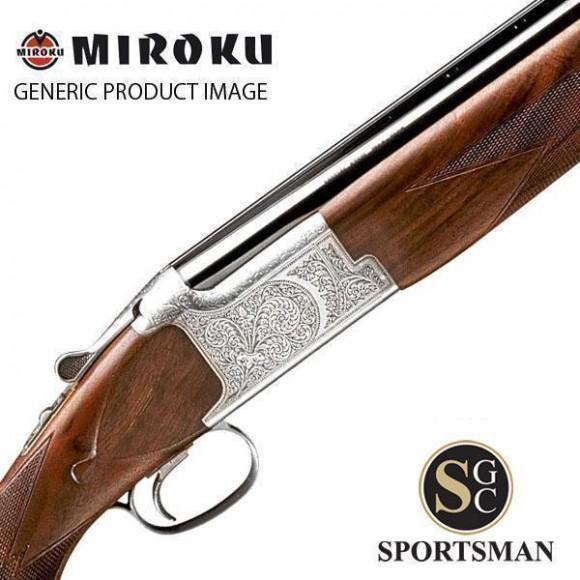 Miroku MK38 Sporter Grade 5 Inv Teague 12G