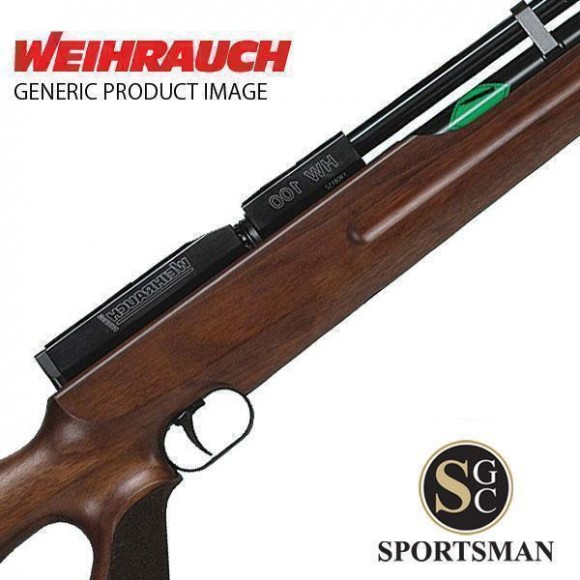 Weihrauch HW100T