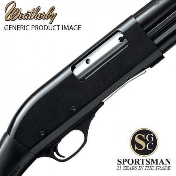 Weatherby PA-08 Synthetic 5+1 FAC 12G