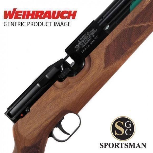 Weihrauch HW100SK