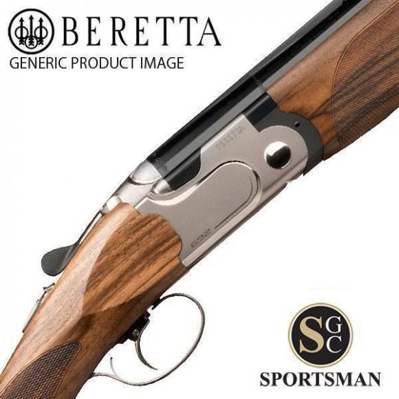 Beretta 692 Adj Sporter Left Hand M/C 12G