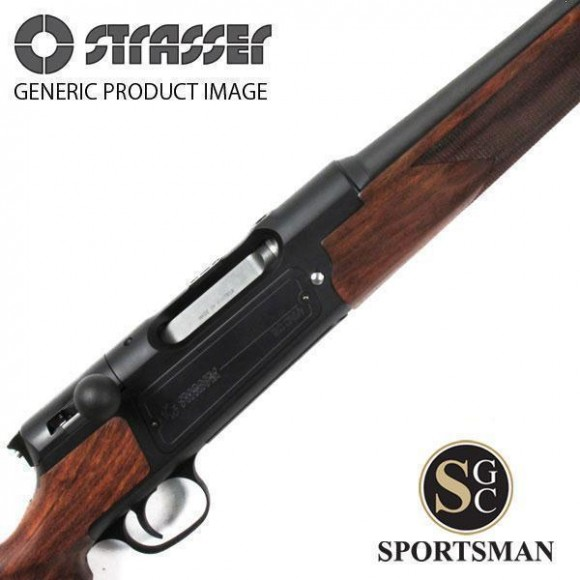 Strasser RS Solo Thumbhole