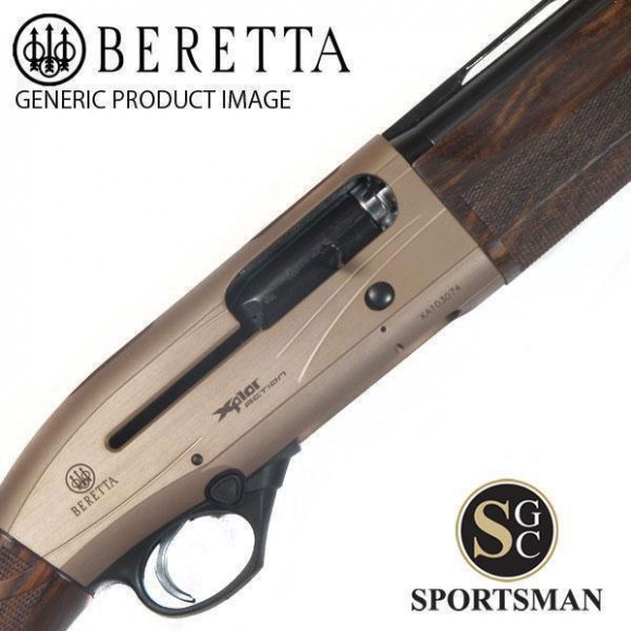 Beretta A400 Action X/G Game M/C 12G