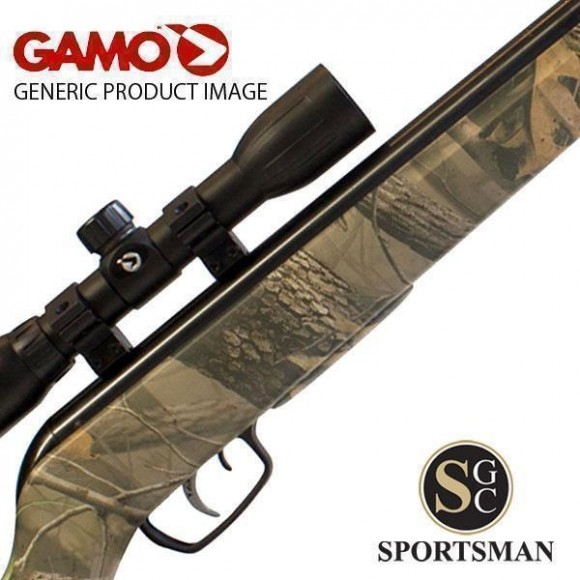 Gamo Camo Rocket IGT Bull Whisper With Scope