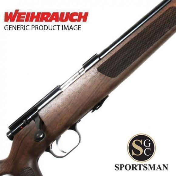 Weihrauch Weihrauch HW 66 Thumbhole Threaded