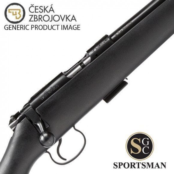 CZ 455 American Synthetic SC