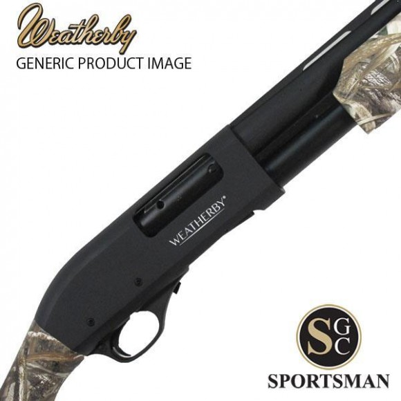 Weatherby PA-08 Waterfowl MAX-5  12G