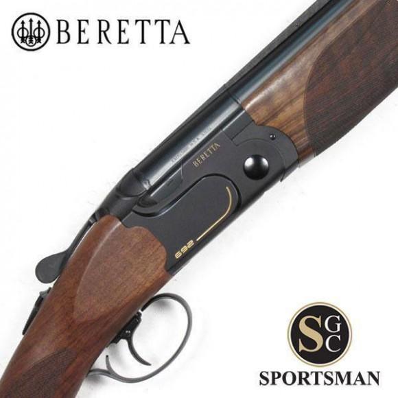 Beretta 692 Black Edition Sporter Left Hand 12G