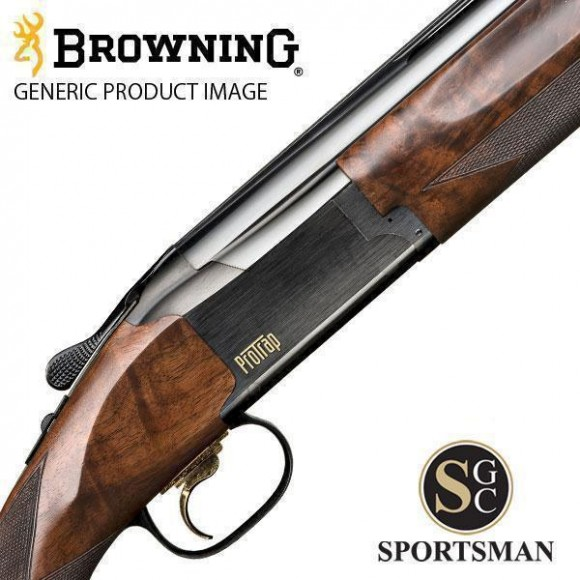 Browning B725 Pro Trap Adj Inv Ds 12G