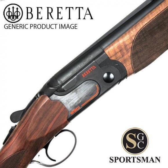 Beretta 690 Black Sporter M/C 12G