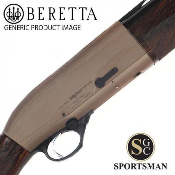 Beretta A400 Action X/G K/O Left Hand Game M/C 12G