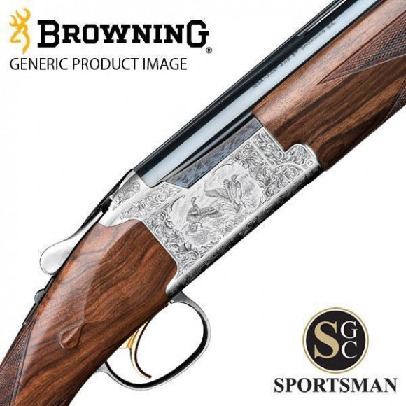 Browning B725 Game G5 Left Hand Inv Ds 12G