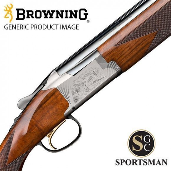 Browning B725 Game Light Premium Left Hand Inv Ds 20G