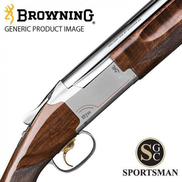 Browning B725 Sporter II Adj Trap Forend Inv Ds 12G