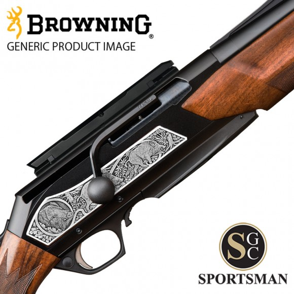 Browning Maral SF Big Game Fluted Hc