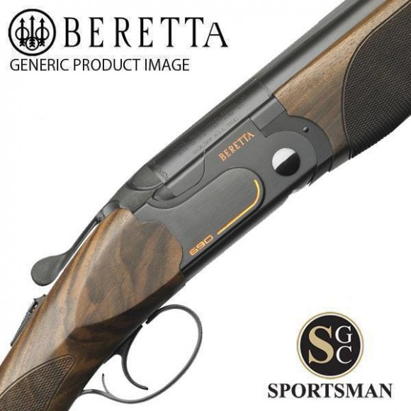 Beretta 692 Adj Black Edition Trap F/C 12G