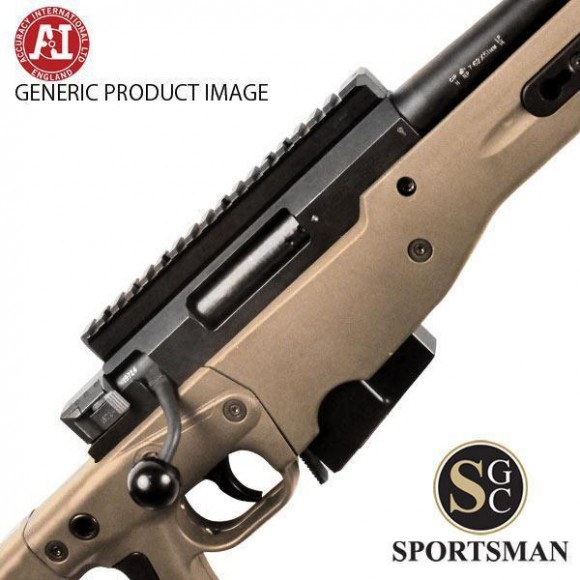 Accuracy International AT Pale brown Tac M/Brake