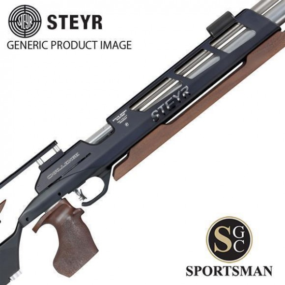 Steyr Challenge Match Rifle