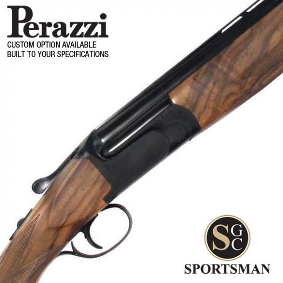 Perazzi MX12 Sporter SC2 Wood 12G