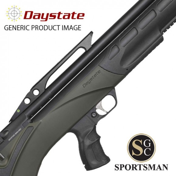 Daystate Pulsar Green Synthetic Ambidextrous