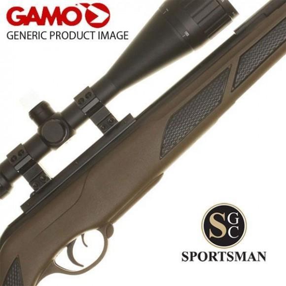 Gamo Varmint Stalker Barricade Inc 3-9x40WR Scope