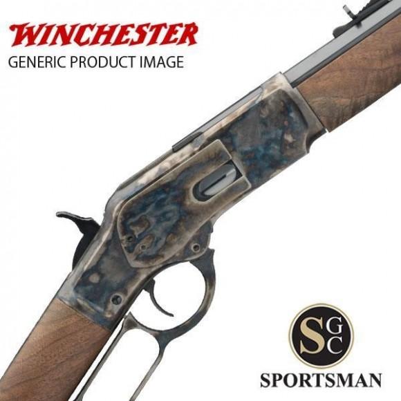 Winchester M73 Sporter Case Hardened Octagon Barrel