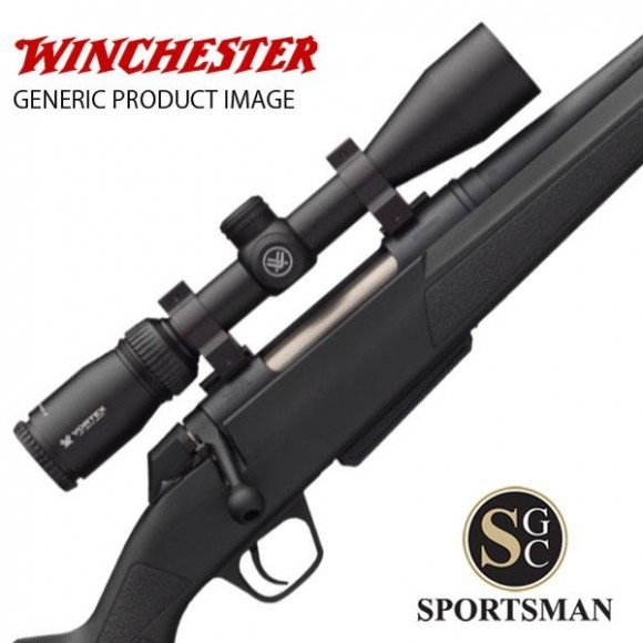 Winchester Xpr Scope Combo Threaded