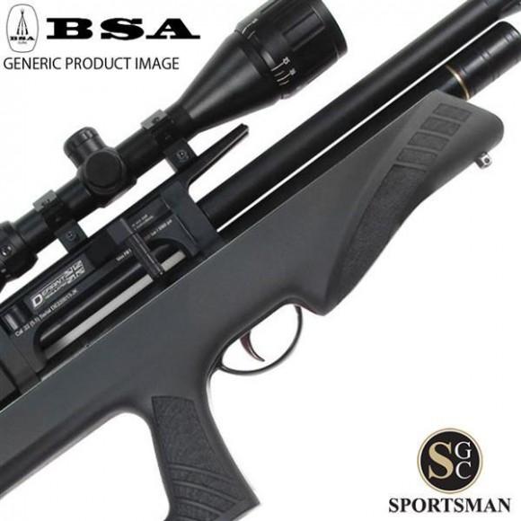 BSA Defiant Black