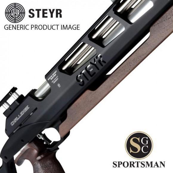 Steyr Challenge Bench Rest Electronic Trigger
