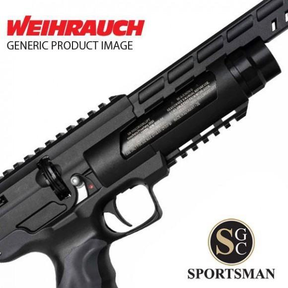 Weihrauch HW44 PCP