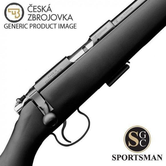 CZ 455 Varmint Synthetic 16 Inch SC