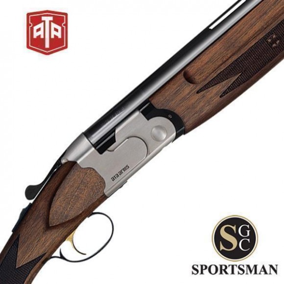 ATA SP Nickel Game M/C Left hand 12G
