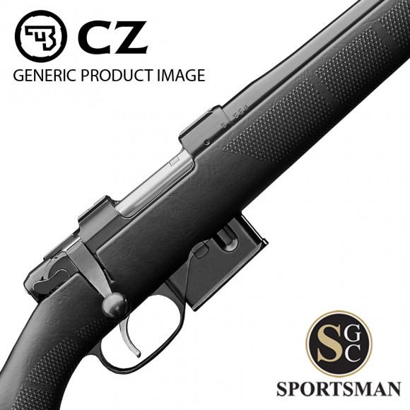 CZ 527 Carbine Synthetic Detach Mag 19 Inch Threaded