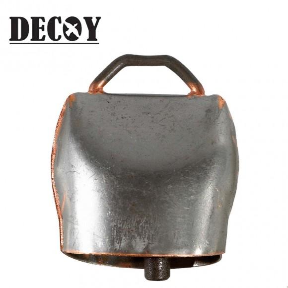 Decoy Brass Dog Bell