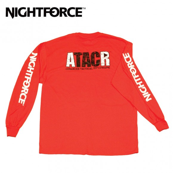 Nightforce Long Sleeve ATACR T Shirt